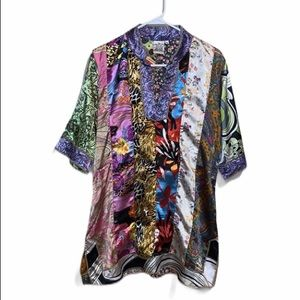 🐾3 For $25 Parsley & Sage Whimsical Tunic Sz L